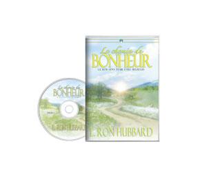 Le chemin du bonheur de Ron Hubbard, en livre audio